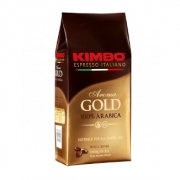 KIMBO Gold 100% Arabica   в зернах, 1 кг